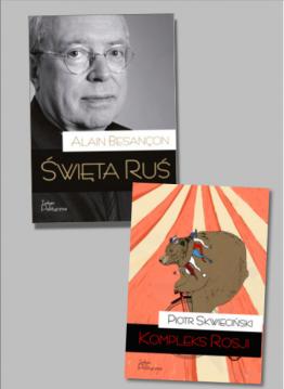 """Pakiet rosyjski: """"Święta Ruś i Kompleks Rosji"""""""
