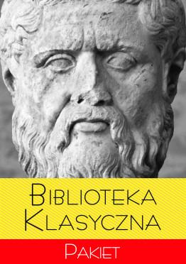 PAKIET//Biblioteka Klasyczna//Platon/Ksenofont//t. 1-9